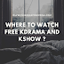 Free Korean Drama and Korean Show Website List