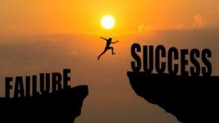 Ini Makna Dari Kegagalan, Sebelum Meraih Kesuksesan dan Kebahagiaan