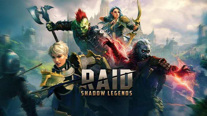 Games Like RAID: Shadow Legends