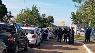 Nota de pesar pelo falecimento do Guarda Civil Municipal  Neivaldo Pereira Paes