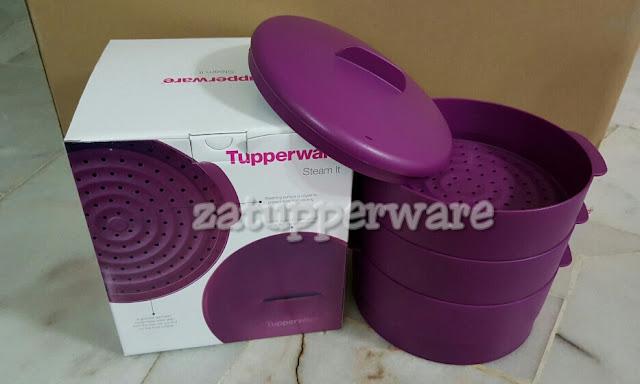 Tupperware Steam It 3 layers