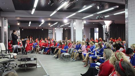 В Нижнем Новгороде прошёл Всероссийский съезд директоров по продажам «Красный конгресс» компании Mary Kay