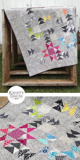 STAR'D Quilt Pattern - Kristy Daum