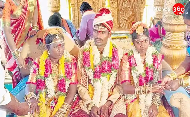 Man From Medak Marries Two Sisters. What Is The Reason?