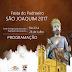 BCN COBERTURA: Confira a Programação da Festa do Padroeiro São Joaquim