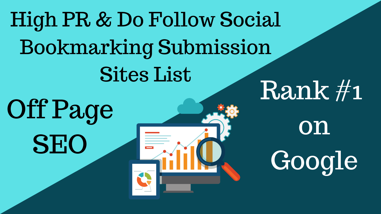 200+ Top High PR USA Social Bookmarking Submission Sites