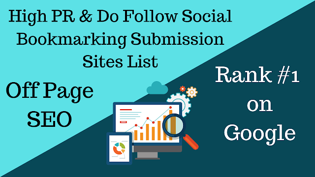 Top USA Social Bookmarking Submission Sites List for 2019