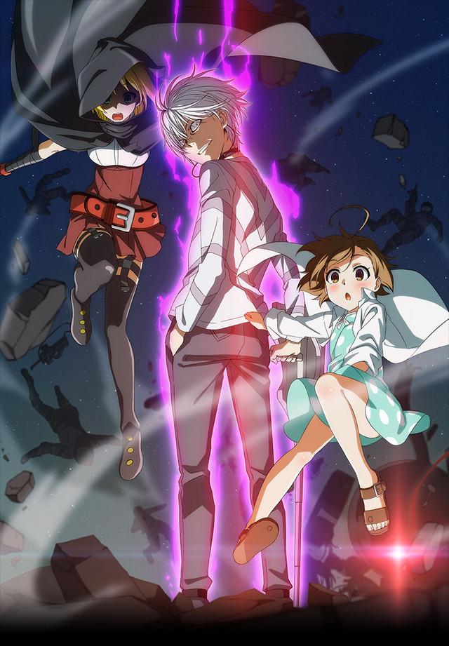 Anime Toaru Kagaku no Accelerator contará con 12 episodios