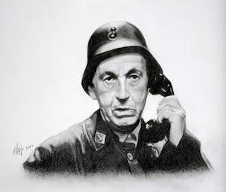 Llamada desde la guerra, del genial Miguel Gila