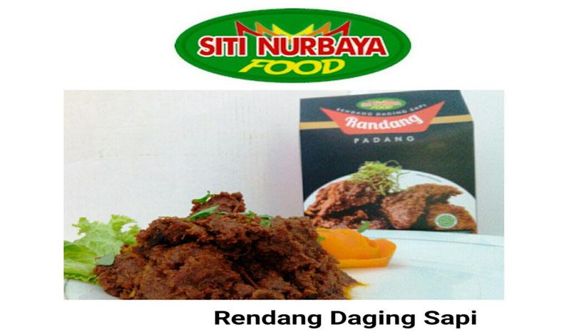 Rendang Daging Sapi 250 Gram