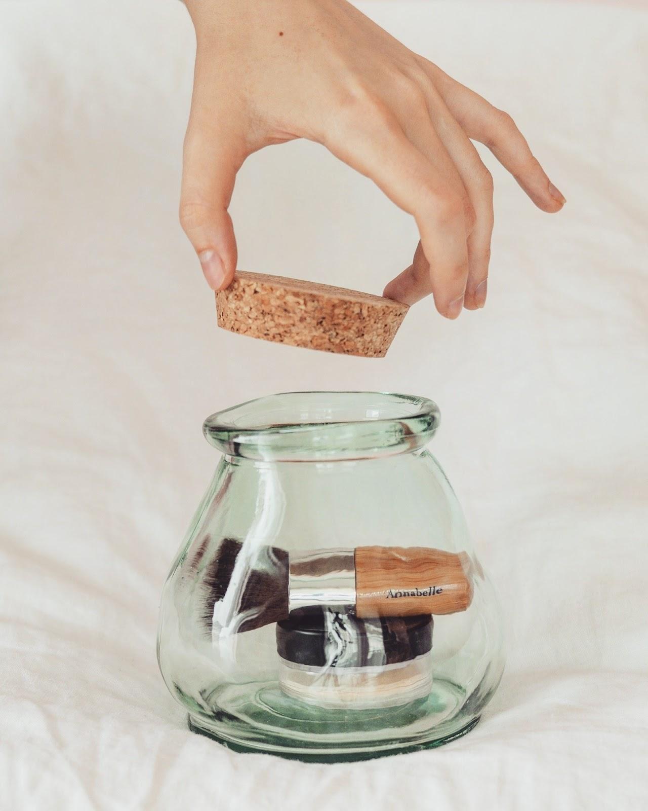 less waste jak śmiecić mniej jak ograniczyć stosowanie kosmetyków