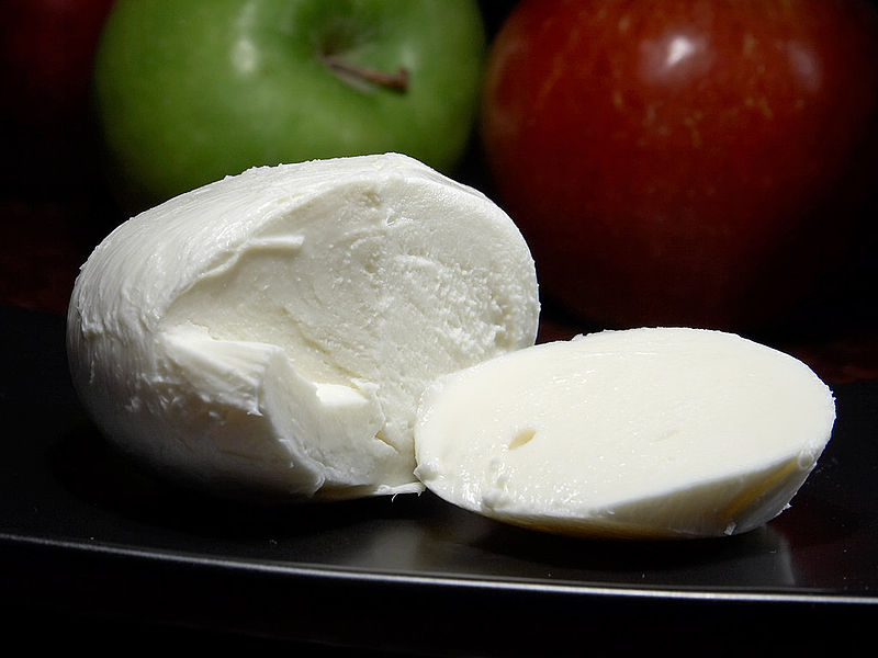 Resultado de imagem para queijo mozzarella magro
