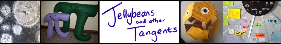 Jellybeans and Other Tangents