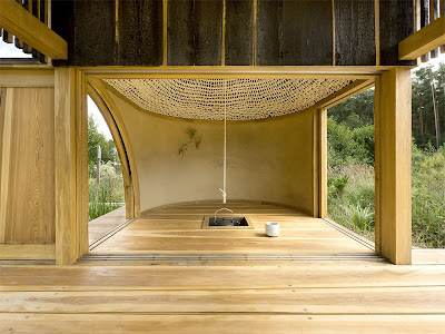 Japanese Black Tea House From Czech Home Interior