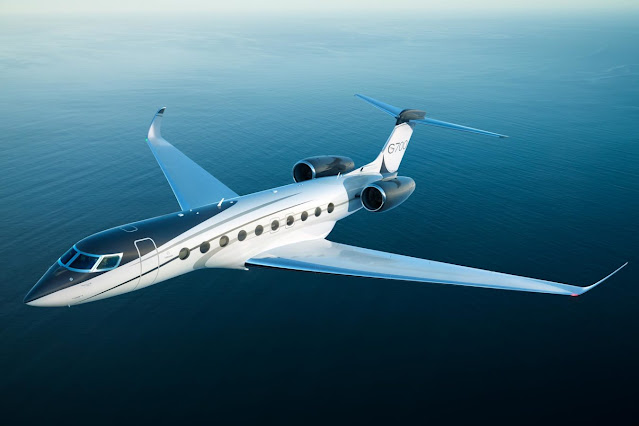 GULFSTREAM UNVEILS THE WORLD?S LARGEST PRIVATE JET, THE G700