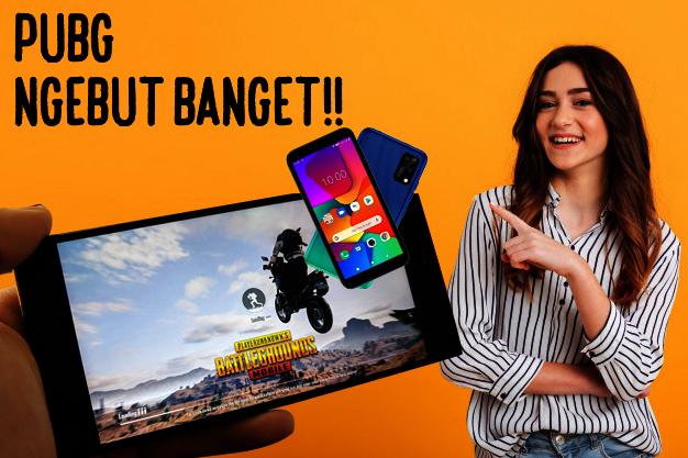 800 Ribuan HP Gaming - 3GB PUBG Kuat Ngebut Banget!!