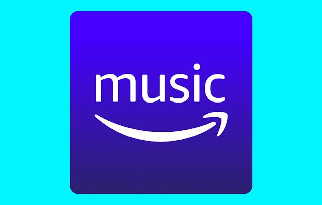 Amazon Music Unlimited - أفضل تطبيقات الموسيقى
