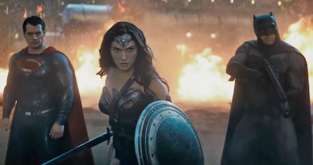 Próximas películas de DC tras Batman v Superman
