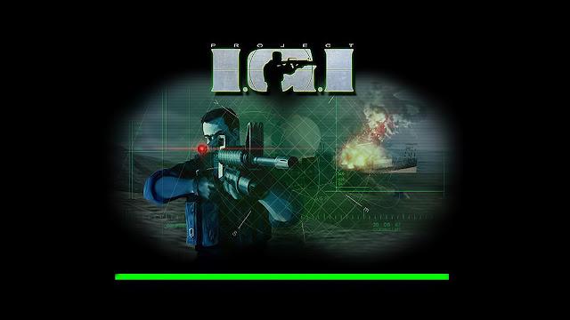 تحميل لعبة مشروع آي جي آي Project IGI