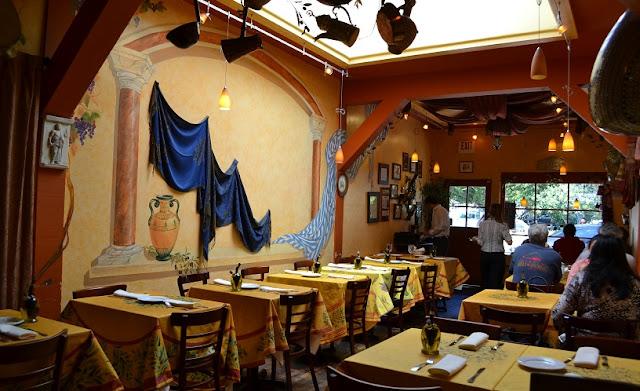 Restaurante Dametra Cafe em Carmel