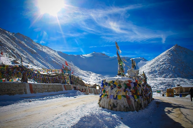 Khardung La Pass, Best Places to visit in Ladakh