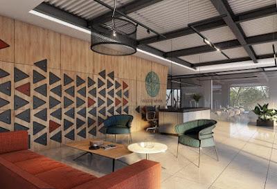 Viaggio Muxbal: un edificio con nuevos conceptos