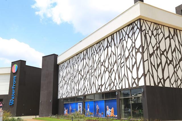 Waterfront Karen  mall