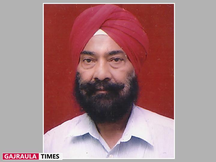 कोरोना के खिलाफ आर्थिक सहयोग का सिलसिला जारी : अब अमरजीत सिंह ने भी दिए एक लाख