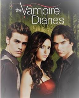 The vampire diaries, American series