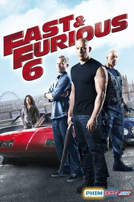 Quá Nhanh Quá Nguy Hiểm 6 - Fast & Furious 6 (2016)