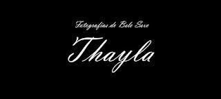 Fotografias do Belo Sexo I - Thayla