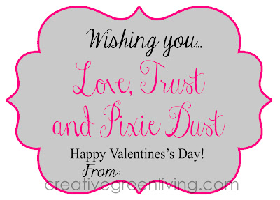 wishing you love trust and pixie dust