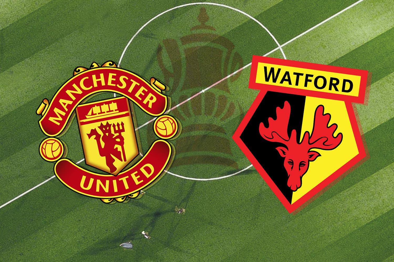 بث مباشر مباراة مانشستر يونايتد وواتفورد