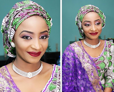 rahama sadau movie production