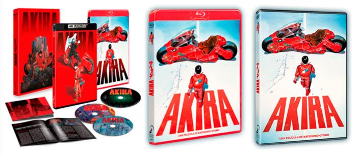 Akira 4K - Selecta Visión