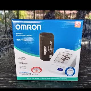 Tensimeter Digital Omron HEM 7156