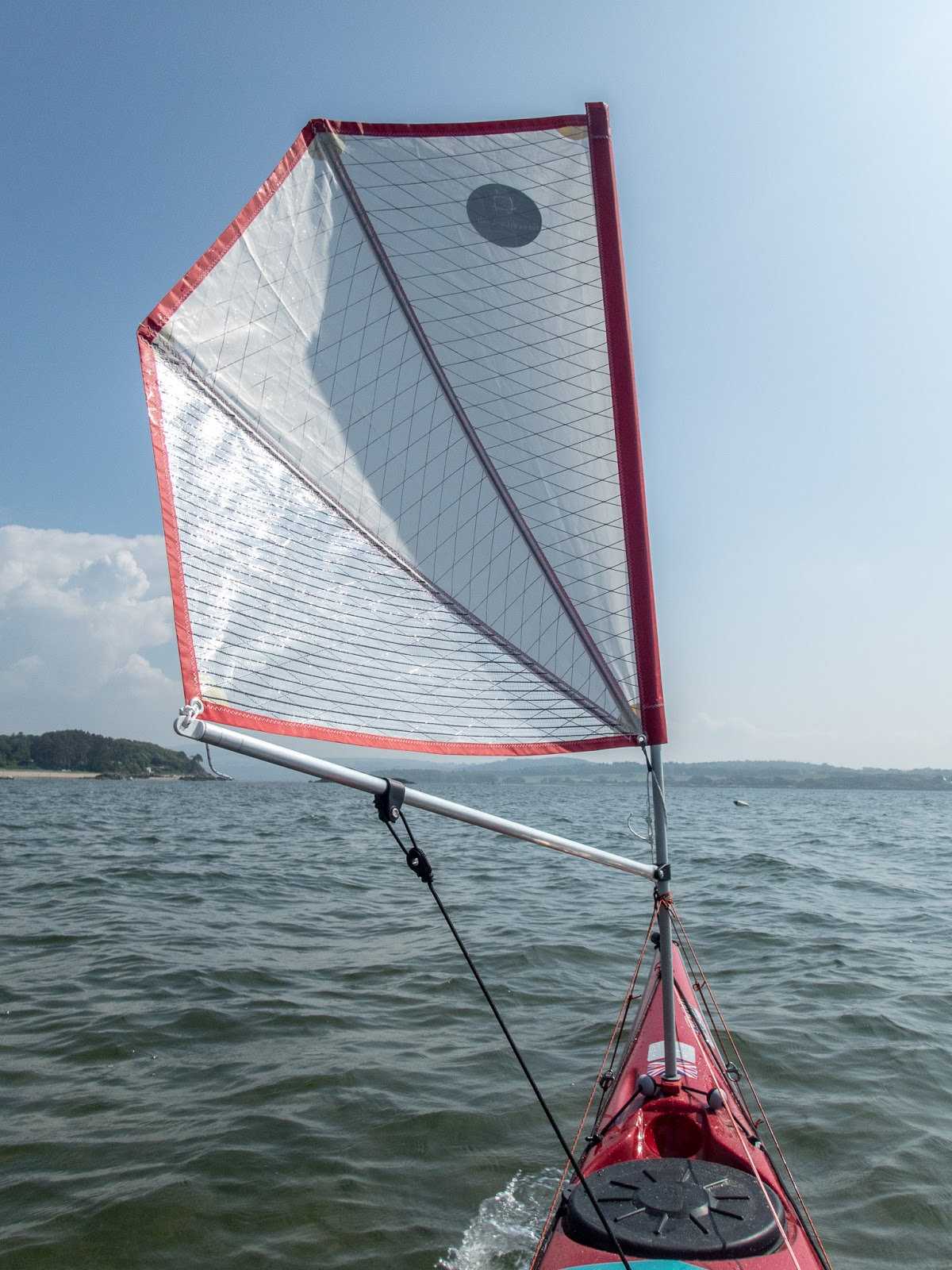 flat earth kayak sails footloose 80 preview  [ 1200 x 1600 Pixel ]