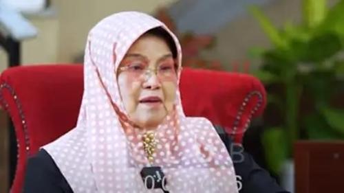 Siti Fadilah Supari: Jokowi Bagus, Anies Mana Bukti Bapak Berhasil?