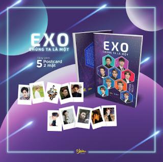 EXO Chúng Ta Là Một ebook PDF-EPUB-AWZ3-PRC-MOBI