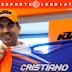 Motocross: Cristiano Lopes é eleito representante da Comissão de Atletas da Confederação