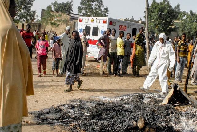 boko haram suicide bomber konduga borno
