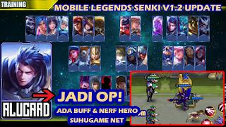 Naruto Senki MOD Mobile Legends Moba Mugen v1.3