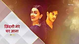 Zindagi Mere Ghar Aana tv show, timing, TRP rating this week, star cast, actors actress image, poster, Zindagi Mere Ghar Aana Start Date, Barc Ratings