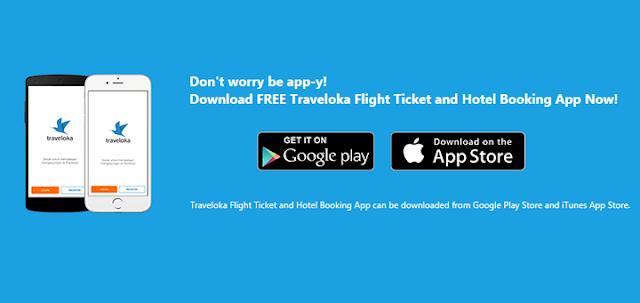 Traveloka Partner Resmi KAI, #JadiBisa Pesan Tiket Kereta