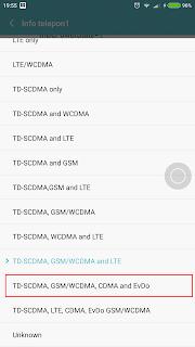 Cara Mengatasi Jaringan 4G Yang Hilang di Redmi Note 3 Pro Indonesia