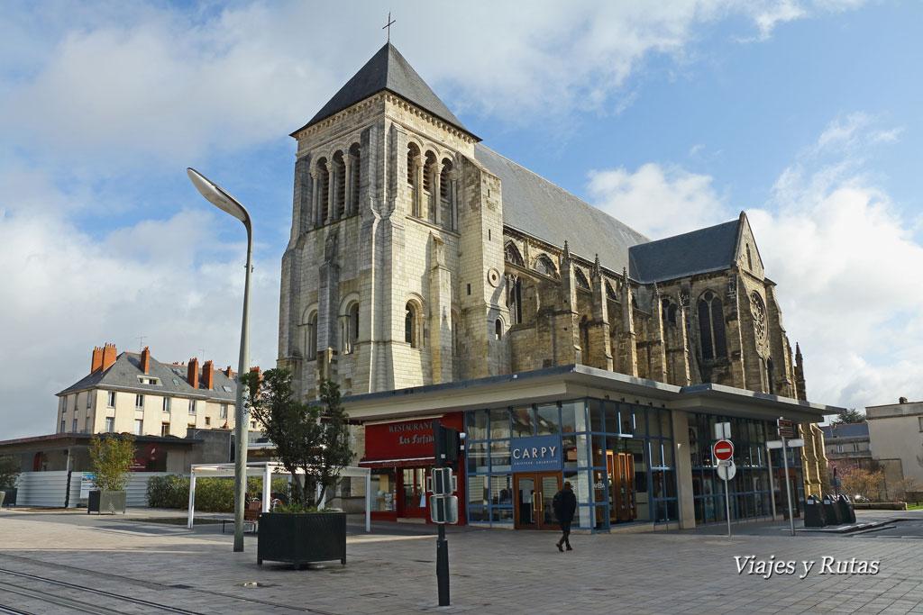 Museo Compagnonnage, Iglesia de Saint Julien, Tours