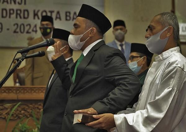 PAW Anggota DPRD Batam, Berikut Nama Pejabatnya