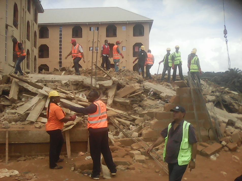 anambra state hostel collapse