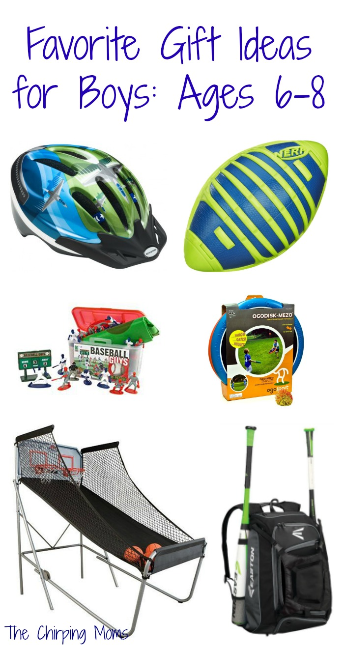 Perfect For Boys Toys Age 8 : Favorite gift ideas for boys ages the chirping moms