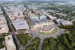 Union Station, Burnham Place, Shalom Baranes architects, Akridge, GSA, Federal Railroad Administration